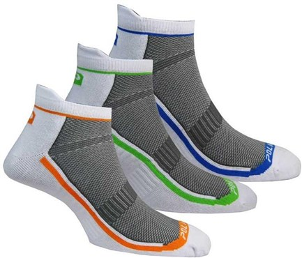 Polaris Coolmax Socks SS17 - 3 Pack
