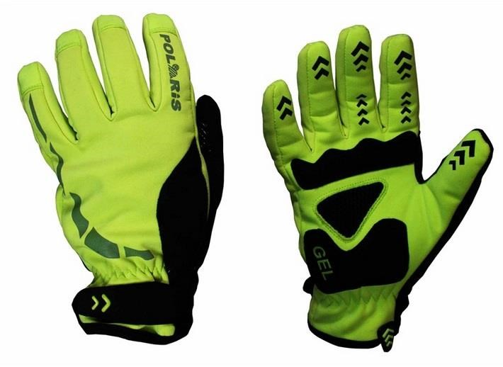 Polaris RBS Hoolie Long Finger Cycling Gloves SS17 | Handsker