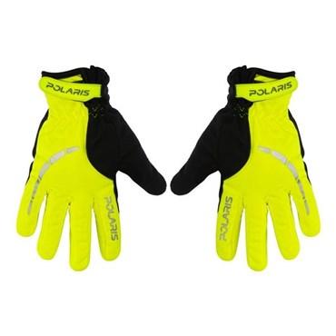Polaris RBS Mini Hoolie Childrens Long Finger Cycling Gloves