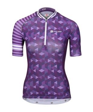 Polaris Womens Vision Short Sleeve Cycling Jersey SS17 | Trøjer