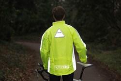 Proviz Nightrider Waterproof Cycling Jacket Full