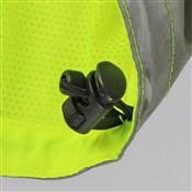 Proviz Nightrider Waterproof Cycling Jacket Toggle
