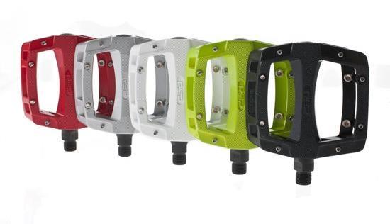RSP Kustom Slim Flat Pedals | Pedaler
