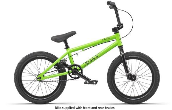 Radio Dice 16w 2019 - BMX Bike | BMX