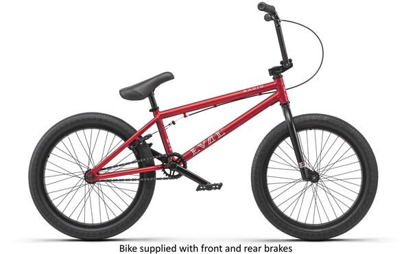 Radio Evol 2019 - BMX Bike   BMX-cykler