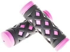 Raleigh Dual Colour Junior Handlebar Grips