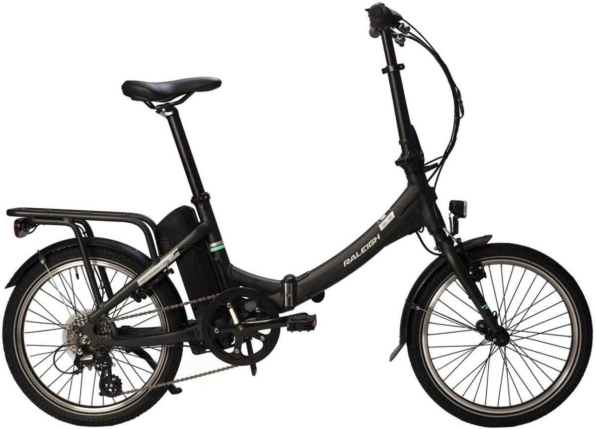 Raleigh Stow-E Way 2019 - Electric Hybrid Bike | City
