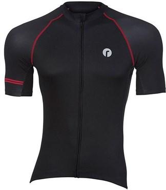 Ride Clothing Tec Black Short Sleeve Jersey