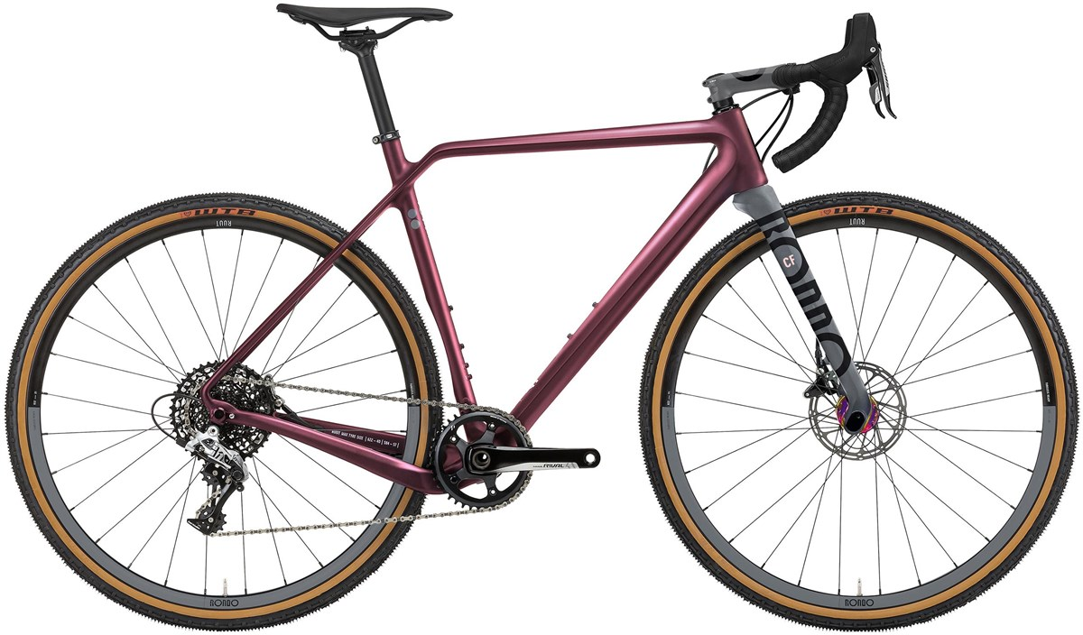 Rondo Ruut CF 2 2020 - Gravel Bike | Road bikes