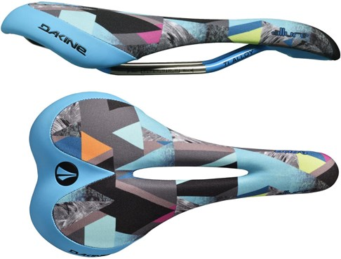 SDG Allure Ti-Rail Dakine/Steffi Marth Womens Saddle | Saddles