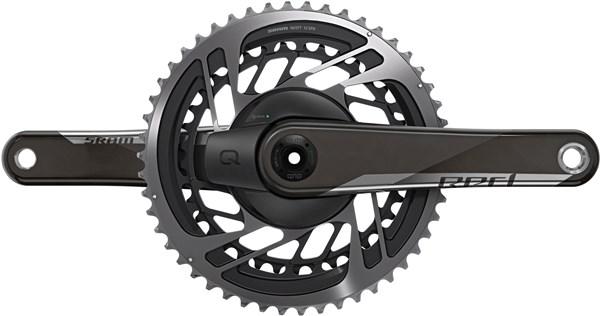 SRAM Red AXS D1 Quarq Road Powermeter DUB | Tredz Bikes | wattmåler