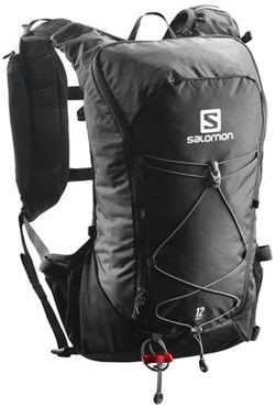 Salomon Agile 12 Set Backpack - Hydration Bladder Compatible | Rygsæk og rejsetasker