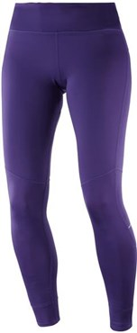 Salomon Elevate Warm Womens Running Tights | Trousers