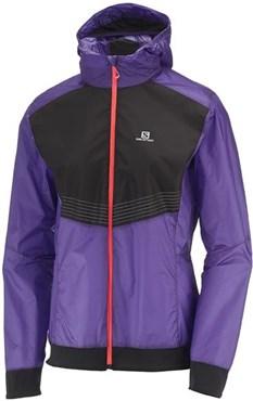 Salomon Lightning Aero FZ Womens Running Hoodie / Jacket | Jakker