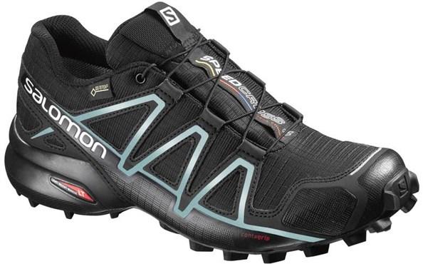 Salomon Speedcross 4 GTX Womens Trail Running Shoes | Sko