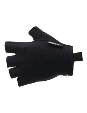 Santini Brisk Mitts / Short Finger Cycling Gloves