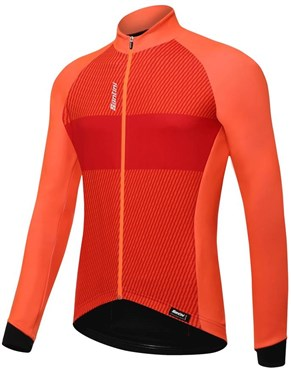 Santini Colle Long Sleeve Jersey | Trøjer