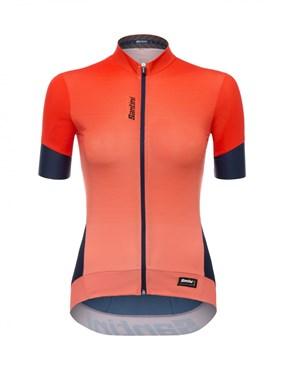 Santini Queen 2.0 Womens Short Sleeve Jersey | Trøjer