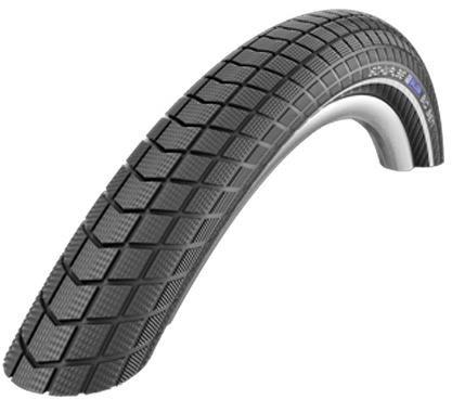 "Schwalbe Big Ben Reflective RaceGuard SBC Compound E-50 Endurance Wired 26"" MTB Tyre"