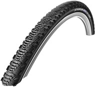 Schwalbe CX Comp K-Guard SBC-Dual Compound LiteSkin Folding 700c Hybrid Tyre