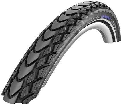 Schwalbe Marathon Mondial Reflective Endurance K-Guard LiteSkin 700c Hybrid Tyre