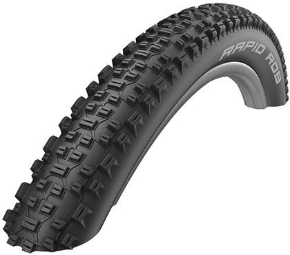 "Schwalbe Rapid Rob K-Guard Lite Skin Wired 26"" MTB Tyre"