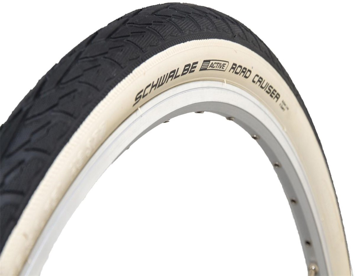 Schwalbe Road Cruiser K-Guard SBC Compound Active Wired Tyre   Dæk