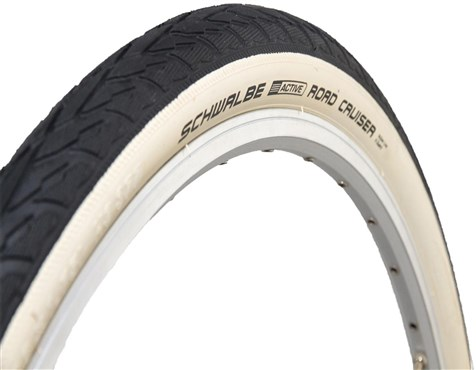 Schwalbe Road Cruiser K-Guard SBC Compound Active Wired Tyre