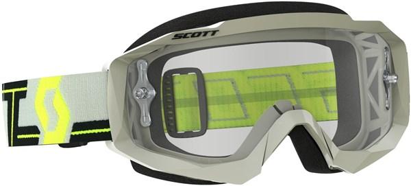 Scott Hustle MX MTB Goggles | Beskyttelse