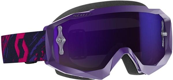 Scott Hustle X MX Goggles | Beskyttelse