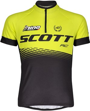 Scott RC Pro Junior Short Sleeve Jersey  7a21973ba
