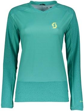 Scott Trail 20 Womens Long Sleeve Jersey | Trøjer