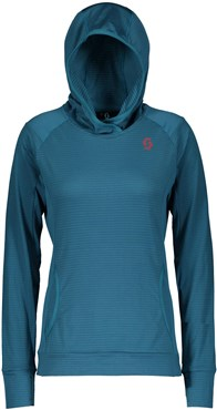Scott Trail MTN 20 Womens Long Sleeve Hoody | Jerseys