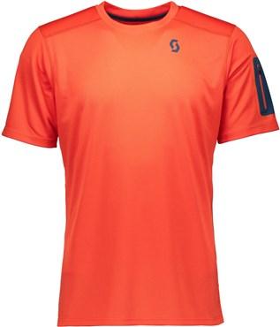Scott Trail MTN 40 Short Sleeve Cycling Shirt / Jersey