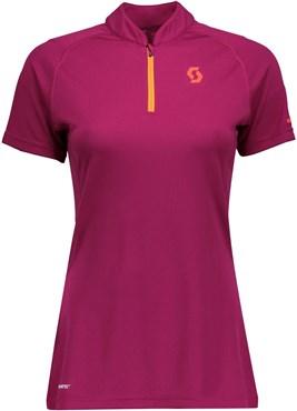 Scott Trail MTN Polar 10 Short Sleeve Womens Jersey | Trøjer