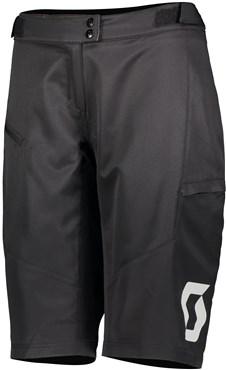 Scott Trail Vertic Padded Womens Shorts