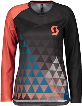 Scott Trail Vertic Womens Long Sleeve Shirt | Trøjer