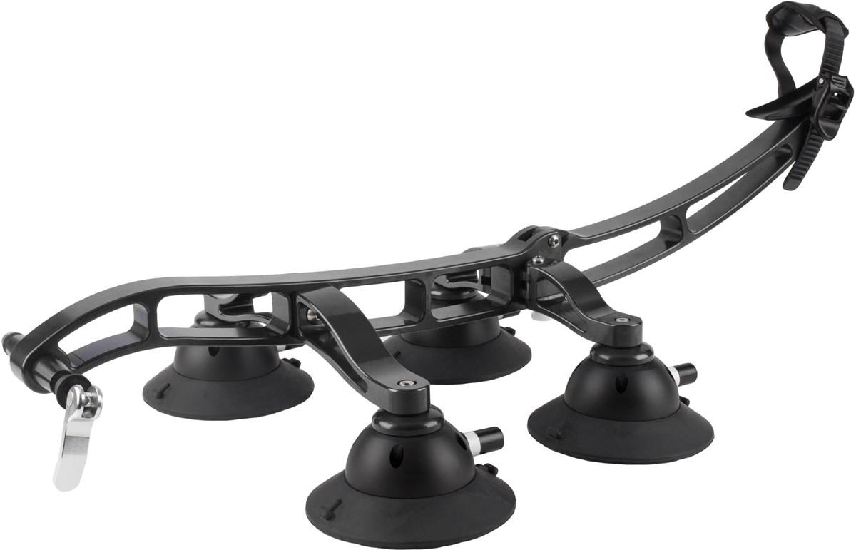 SeaSucker Komodo 1-Bike Carrier Mount Rack For Sports Cars/Convertibles | Cykelholder til bil
