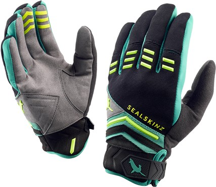 Sealskinz Dragon Eye MTB Cycling Long Finger Gloves | Handsker