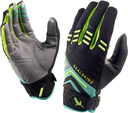 Sealskinz Dragon Eye Trail Long Finger Cycling Gloves | Handsker