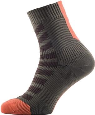 Sealskinz MTB Cycling Ankle Socks with Hydrostop | Strømper