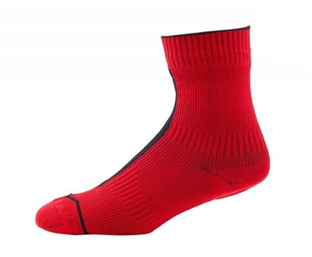 Sealskinz Road Cycling Ankle Socks with Hydrostop | Strømper