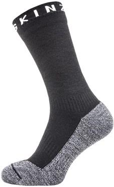 Sealskinz Soft Touch Mid Length Sock | Strømper