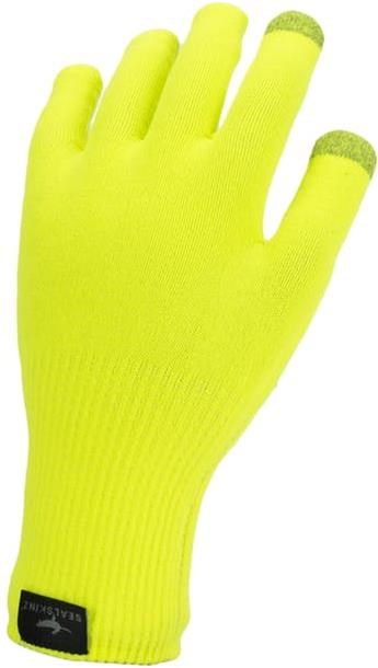 Sealskinz Waterproof All Weather Ultra Grip Knitted Gloves | Gloves