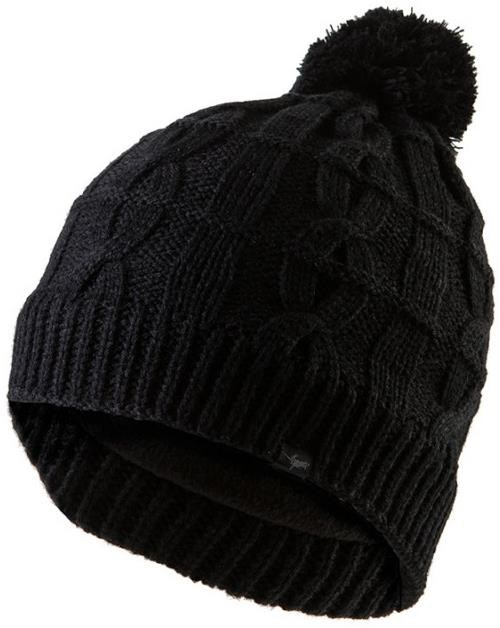 Sealskinz Waterproof Cable Knit Bobble Hat | Headwear
