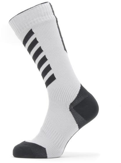 Sealskinz Waterproof Cold Weather Mid Length Socks with Hydrostop | Socks