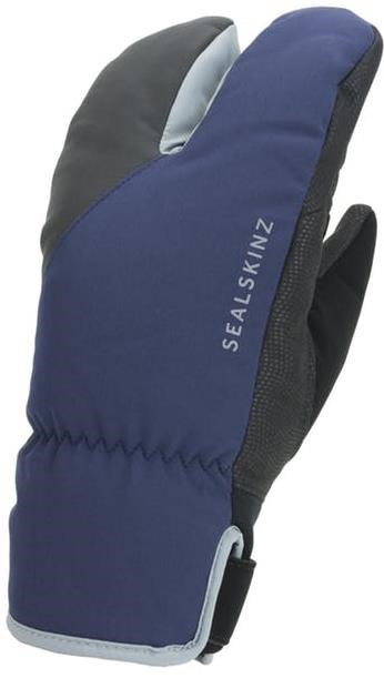 Sealskinz Waterproof Extreme Cold Weather Cycle Split Finger Gloves | Gloves