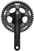 Shimano FC-CX50 Cyclocross 10-speed 2-Piece Design Chainset