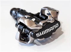 Shimano M520 SPD Clipless MTB Pedals - End