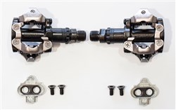 Shimano M520 SPD Clipless MTB Pedals - Full